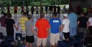 Camp fellowship